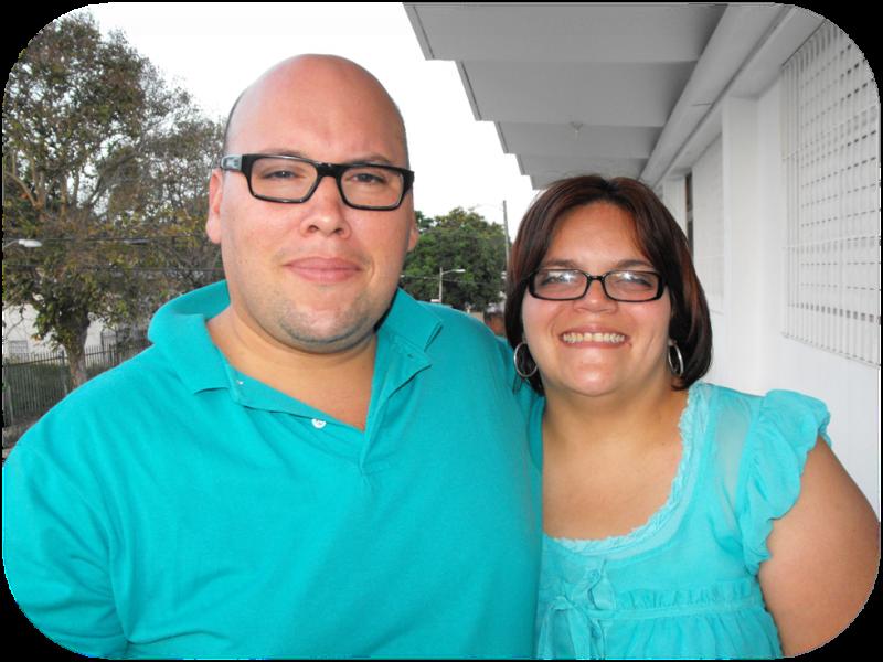 Noel and Mónica Cruz